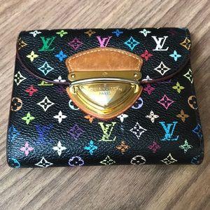 💯 % authentic Louis Vuitton multicolor Wallet